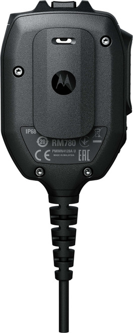 RM780 Wired Remote Speaker Microphone | CommTech, LLC
