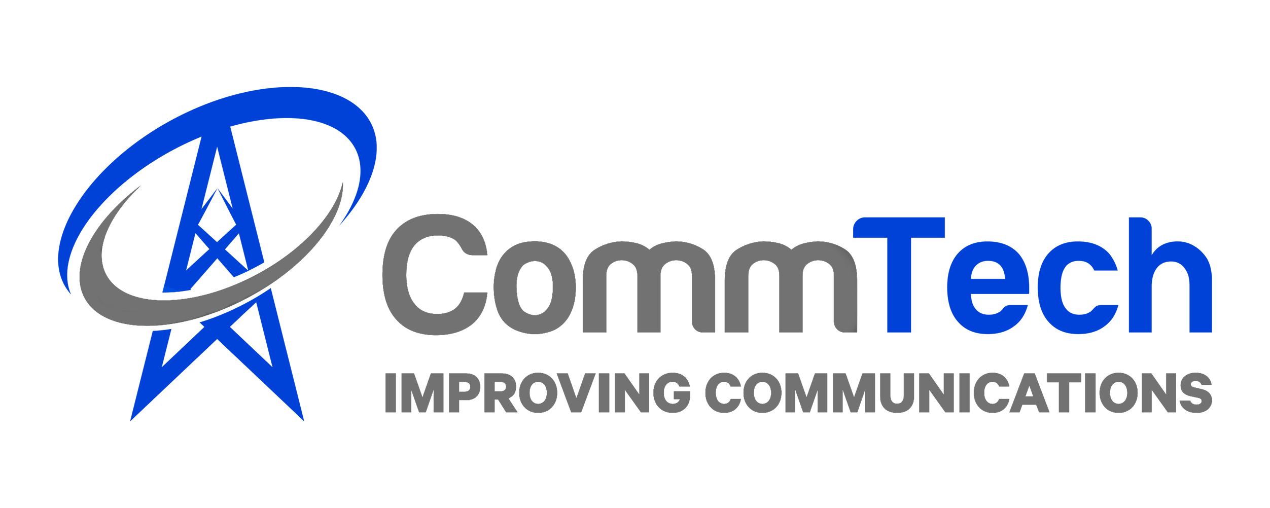CommTech Logo  |  Two-Way Radio and Accessory  | CommTech, LLC