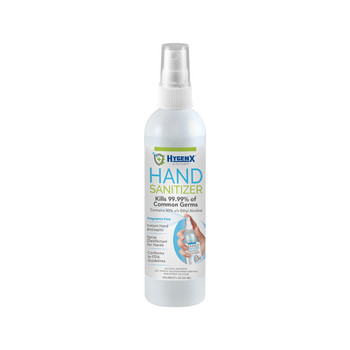 Hand Sanitizer 8 oz. Bottle
