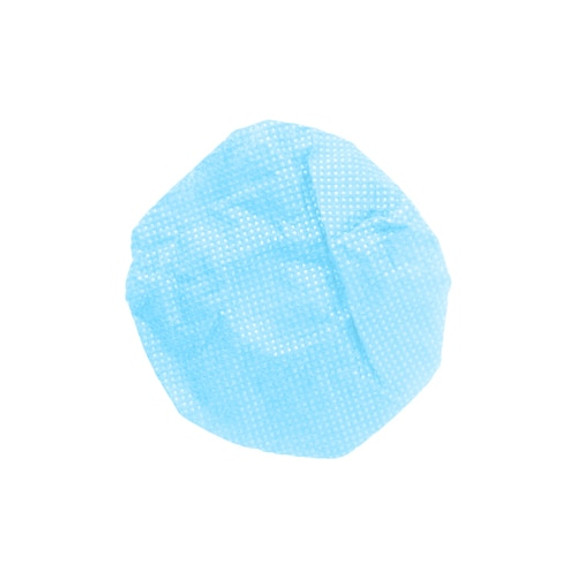 "Disposable Ear Cushion Covers, Blue, 2.5"" Personal,  Master Carton 12 boxes"