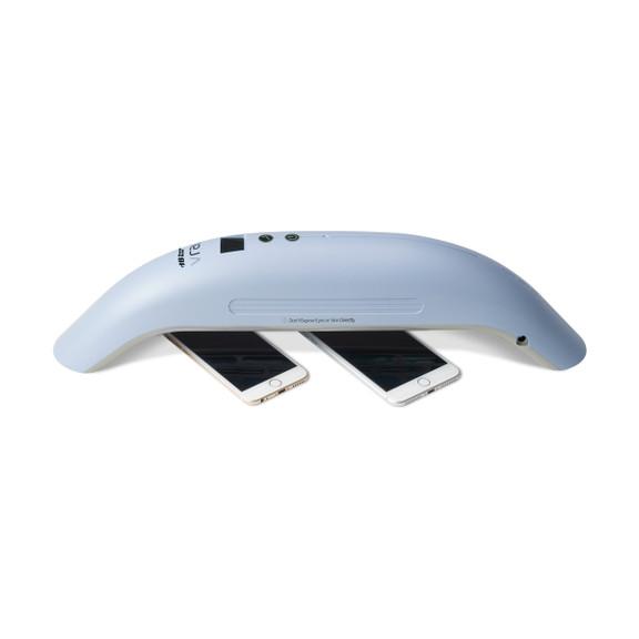 HygenX™ Vray High Intensity, Portable, Cordless UV-C Sanitizer – Kills 99.99% of COVID-19; 99.9% of Bacteria