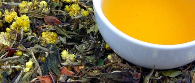Asian Pear & Spice White Tea