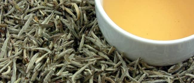Bai Hao Silver Needle Organic Tea