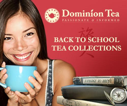 Back to School - Eye Opener Collection - Loose Leaf Tea | Dominion Tea