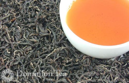 Black Fusion Doke Estate Loose Leaf and Liquor | Dominion Tea