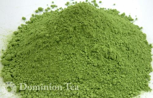 Matcha Organic Cooking Grade   Dominion Tea