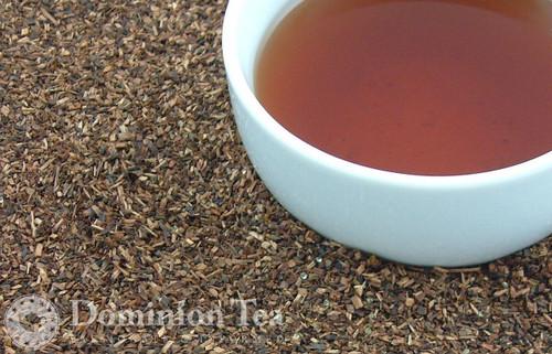 Dulce de Leche Tisane Dry Leaf and Liquor