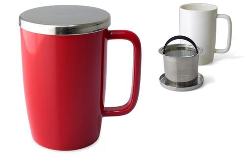 Dew Mug-18oz Red