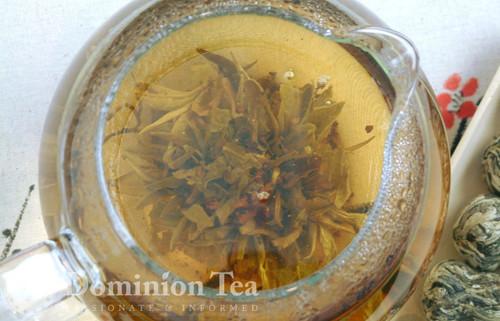 Lychee Flavor Osmanthus Flowering Tea