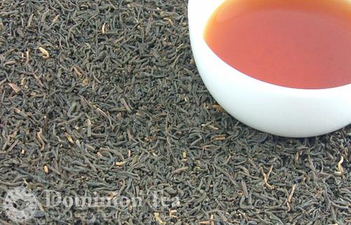 Loose Leaf English Breakfast Decaf Tea and Liquor   Dominion Tea