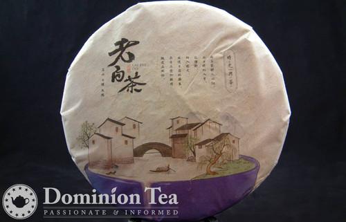 2016 Shomei Fuding White Tea Cake