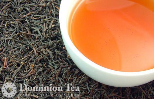 Nilgiri Tea Dry Leaf and Liquor