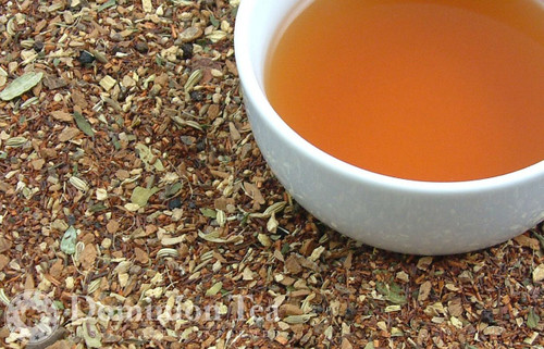 South African Chai Dry Leaf and Liquor