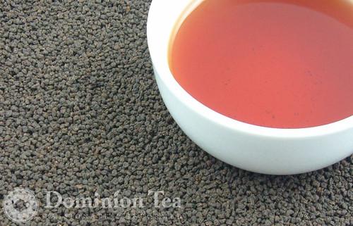 Malty Assam Black Dry Leaf and Liquor