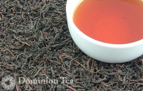 Organic Ceylon OP1 Dry Leaf and Liquor