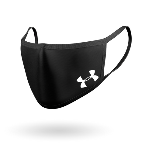 Under Armor Logo Face Mask
