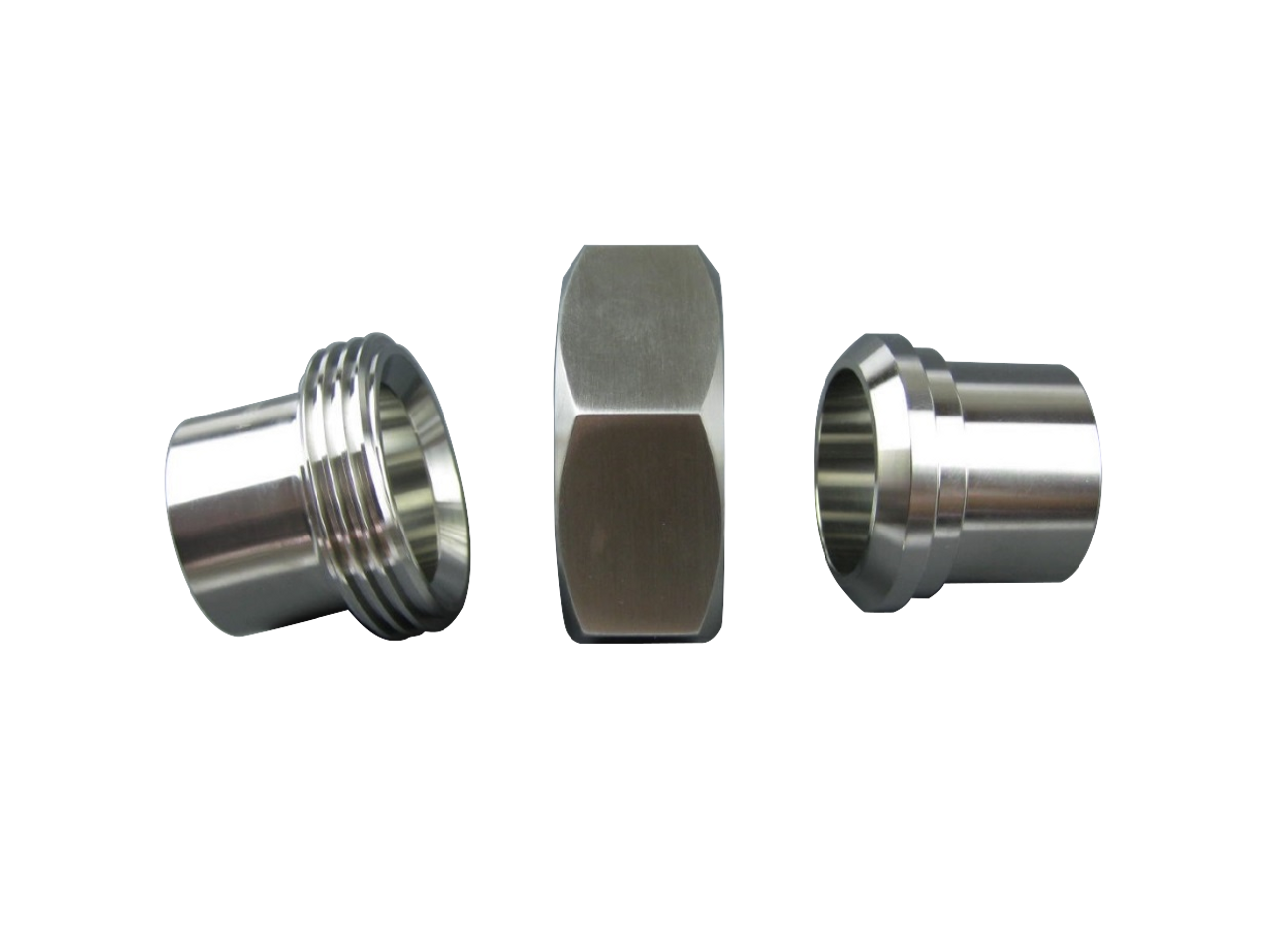 Westco Sanitary Union with Weld Ends and 13H Nut
