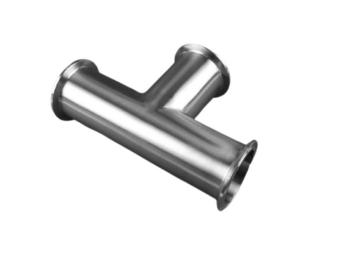 Westco Sanitary Tee - All Clamps Ends 65572648079X