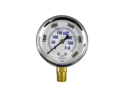 Pressure Gauge For Airless Paint Spray Testing #22.0113