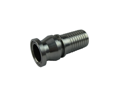 Westco Sanitary - Mini Tri-Clamp Hose Adapters