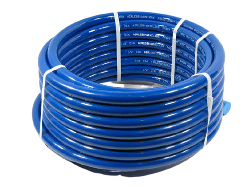 "Airless Paint Spray Hose, 3/16"" X 25', 3300PSI 89489300106X"