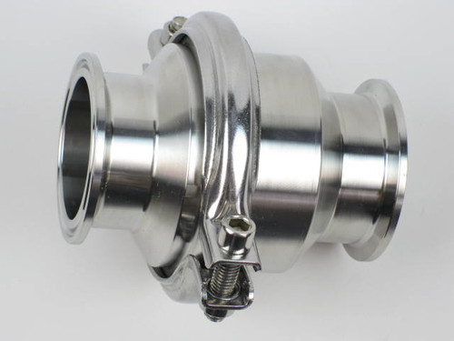 Westco Sanitary Check Valve With Clamp Ends