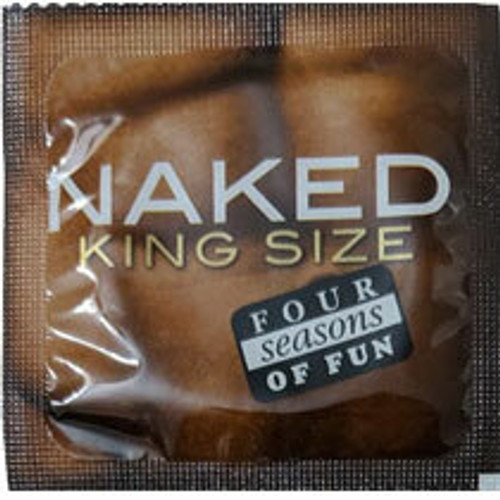Four Seasons Naked King Size 144 pack