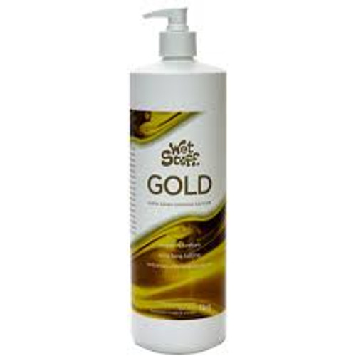 Wet Stuff Gold Lube 1kg pump pack