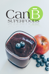 BLUEBERRY APPLE SUPERFOOD SMOOTHIE