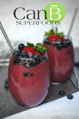 STRAWBERRY BLUEBERRY BLACKBERRY SUPERFOODS RECIPE