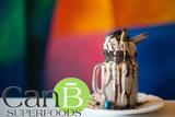 OREO COOKIE SUPERFOOD ICE CREAM SMOOTHIE (VEGAN RECIPE)