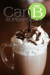 CHOCOLATE SUPERFOOD MILKSHAKE WITH CREAM