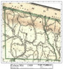 Set of 18 same size Historical Maps - Colrain MA Old Map