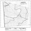 Set of 17 same size Historical Maps - Jamaica VT Old Map