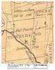 Set of 12 same size Historical Maps - Townshend VT Old Map