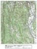 Set of 16 same size Historical Maps - Westminster VT Old Map