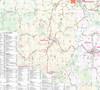 Ashfield 2005 - Old Town Map - roads