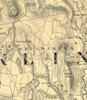 Shelburne 1844 - Old Town Map Reprint