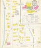 Shelburne Falls 1905 - Old Town Map Reprint