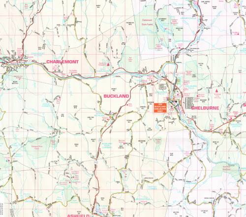 Buckland 2005 - Old Town Map Reprint