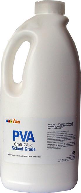 PVA Glue - School Grade - 2L