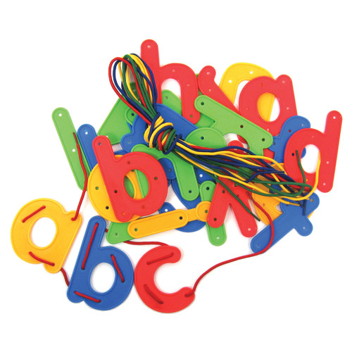 Lowercase Lacing Letters