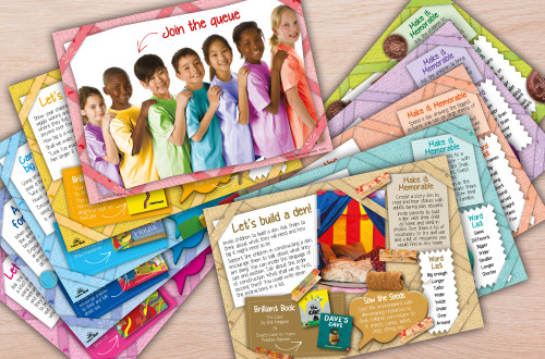 Big and Small Activity Cards