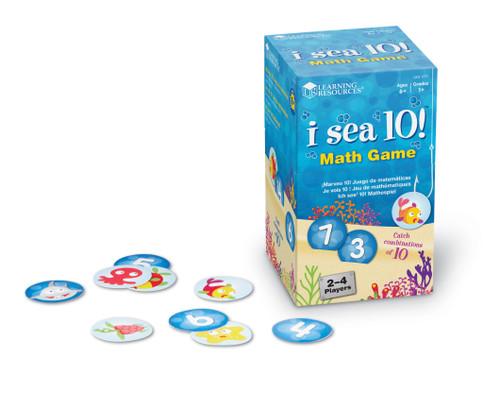 I Sea 10 Maths Game