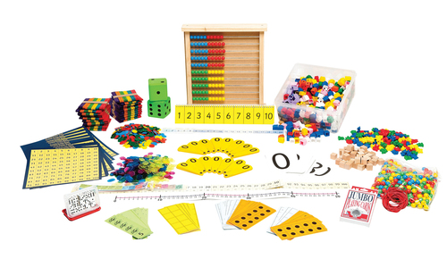 Essential Numeracy Kit New Entrant