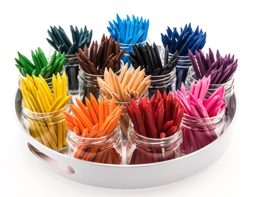 Jovi Plastic Crayons Class Pack
