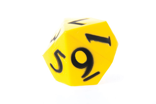 Giant 10 Sided Dice