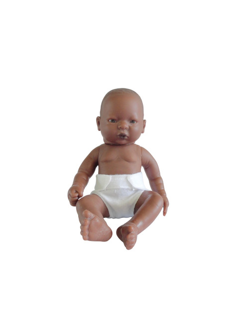 Little Tiny Doll -  African Girl
