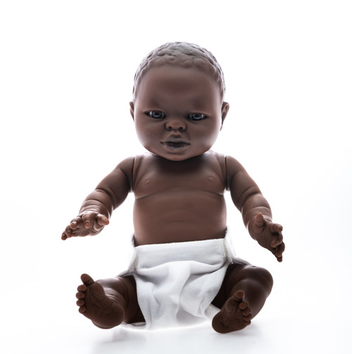 Tiny Doll - African Girl