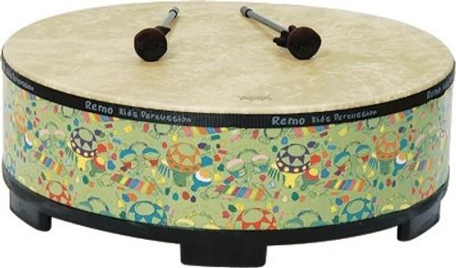 Large Gathering Drum